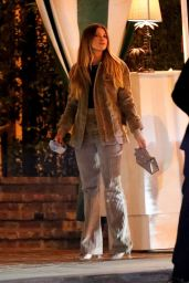 Sofia Richie at the San Vicente Bungalow in West Hollywood 06/04/2021