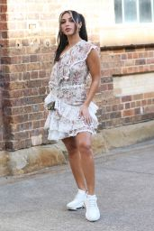 Sogand Mohtat at Afterpay Australian Fashion Week Street Style in Sydney 06/01/2021