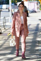 Sophia Bush - Out in New York 06/16/2021