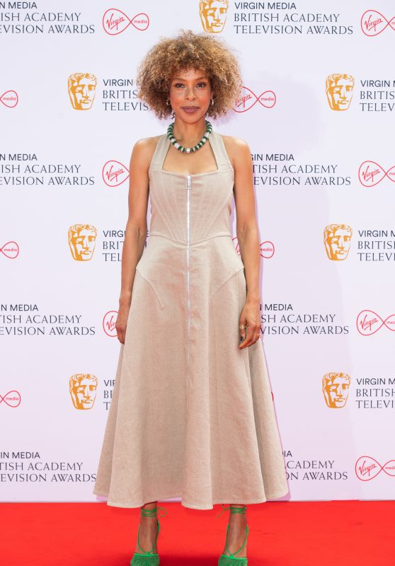 Sophie Okonedo – 2021 BAFTA TV Awards