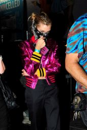 Stella Maxwell at the Rainbow Bar and Grill in West Hollywood 06/25/2021