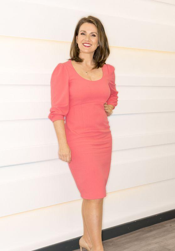 Susanna Reid – Good Morning Britain TV Show in London 06/25/2021
