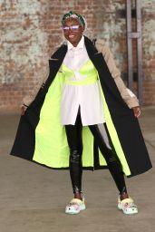 Suzan Mutesi – Afterpay Australian Fashion Week Street Style in Sydney 06/01/2021