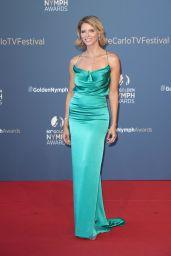Sylvie Tellier – 60th Monte Carlo TV Festival Closing Ceremony 06/22/2021