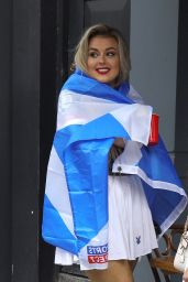 Tallia Storm - Scotland Viewing Party in London 06/14/2021