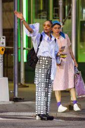 Tessa Thompson Street Style - New York 06/02/2021