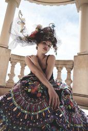 Thylane Blondeau - L'Officiel Magazine Monaco Summer 2021