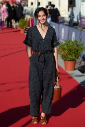 Tiphaine Haas – 35th Cabourg Film Festival Closing Ceremony 06/12/2021