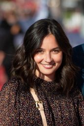 Tiphaine Haas - 35th Cabourg Film Festival Red Carpet 06/11/2021
