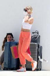Valentina Pahde in Mykonos June 2021