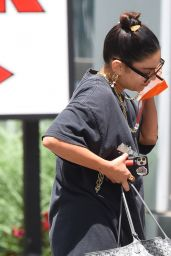 Vanessa Hudgens - Out in New York City 06/15/2021