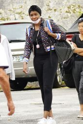 Venus Williams in Comfy Outfit - South of France 06/20/2021