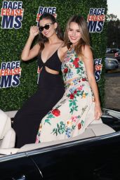 Victoria Justice and Madison Reed - 2021 Race to Erase MS in Pasadena