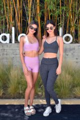 Victoria Justice and Madison Reed - Alo House - Day 1 in LA 06/22/2021