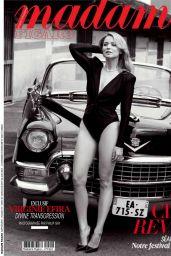 Virginie Efira - Madame Figaro 06/25/2021 Issue