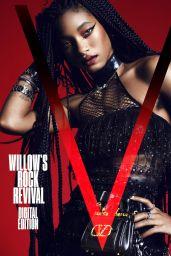 Willow Smith - V Magazine June 2021
