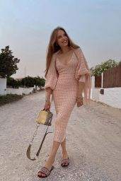 Xenia Tchoumi – Live Stream Video and Photos 06/20/2021