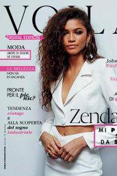 Zendaya - Voila Magazine June 2021 Issue