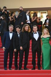 "Abigail Breslin – ""Stillwater"" Red Carpet at the 74th Cannes Film Festival"