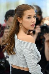 """Adèle Exarchopoulos - """"Bac Nord"""" Photocall at 74th Cannes Film Festival"""