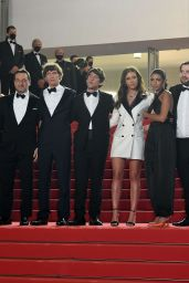 """Adèle Exarchopoulos – """"Bac Nord"""" Screening at the 74th Cannes Film Festival"""