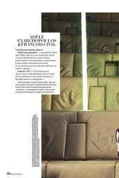 Adèle Exarchopoulos - Madame Figaro Magazine 07/02/2021 Issue