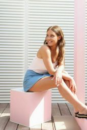 Adèle Exarchopoulos - Photoshoot at 74th Cannes Film Festival July 2021