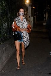 Alessandra Ambrosio and Richard Lee - Out in Sao Paulo 07/01/2021