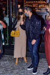 Alessandra Ambrosio With Her Boyfriend Richard Lee - Out in Sao Paulo 07/13/2021