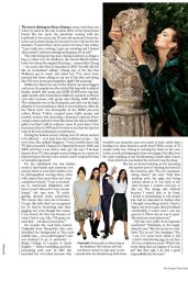 Alexa Chung - The Sunday Times Style 07/11/2021 Issue