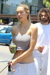 Alexis Ren - Out in Los Angeles 07/10/2021