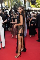 """Alicia Aylies – """"Aline, The Voice Of Love"""" Red Carpet at 74th Cannes Film Festival"""