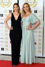 Amanda Clapham - National Film Awards 2021 in London