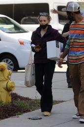 """Amanda Seyfried - """"Dropout"""" Set in LA 07/01/2021"""