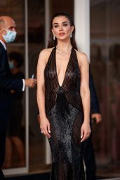 Amy Jackson at the Martinez Hotel in Cannes 07/16/2021