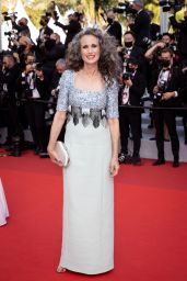 Andie MacDowell – 74th Annual Cannes Film Festival Opening Ceremony Red Carpet