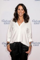 """Andrea McLean – """"The Last Letter From Your Lover"""" Premiere in London"""