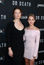 """AnnaSophia Robb - """"Dr. Death"""" Premiere in Hollywood"""