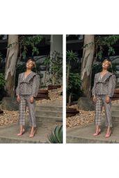 AnnaSophia Robb - Rose & Ivy Magazine July 2021