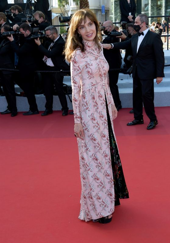 "Anne Parillaud – ""Tre Piani (Three Floors)"" Screening at the 74th Cannes Film Festival"