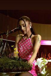Ariana Grande 07/29/2021