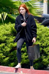 Ariel Winter - Shopping for Makeup at Sephora in LA 07/14/2021