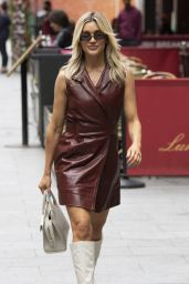 Ashley Roberts - Out in London 07/14/2021