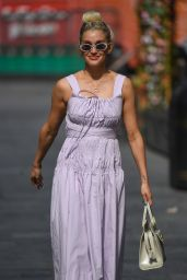 Ashley Roberts - Out in London 07/19/2021