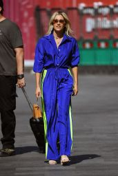 Ashley Roberts - Out in London 07/22/2021