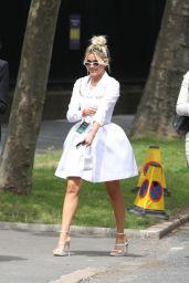 Ashley Roberts - Wimbledon 07/01/2021
