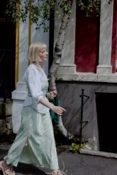 Aurora - Photoshoot for Bergens Tidende July 2021