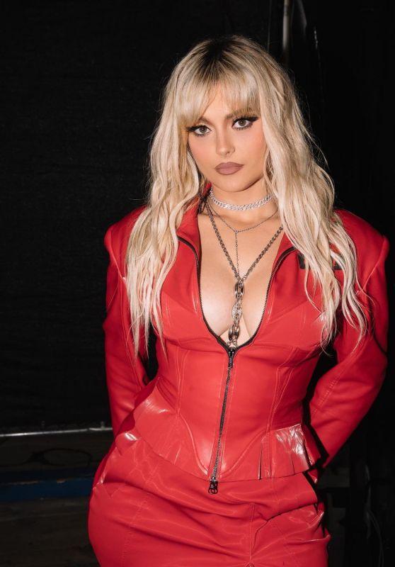 Bebe Rexha - Live Stream Video and Photos 07/13/2021