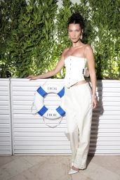 Bella Hadid - Dior Dinner in Cannes 07/10/2021