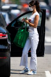 Bella Hadid - Out in NYC 07/17/2021